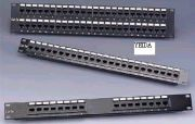 Yeida-CAT5e-24P-PatchPannel產品圖