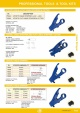 DL-7501A COAXIAL Cable& Flat Cable Stripper/Cutter 同軸電纜及扁平線剝皮剪線器產品圖