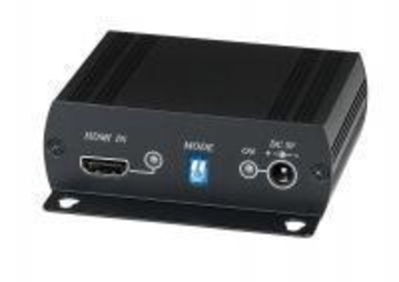 HD01 HDMI轉DVI轉換器 HDMI to DVI+Audio Converter產品圖