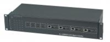HE04M 4×4 HDMI矩陣切換器(HDBaseT)4 x4 HDMI (HDBaseT) Matrix Switcher產品圖