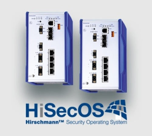 BELDEN, Hirschmann, EAGLE20/30 Industrial Firewalls with HiSecOS 3.0 Software 赫斯曼, 帶有HiSecOS 3.0軟件的EAGLE20 / 30工業防火牆產品圖