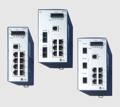 BELDEN, Hirschmann, RSB20 Managed Ethernet Switches 赫斯曼, RSB20網管型以太網交換機產品圖