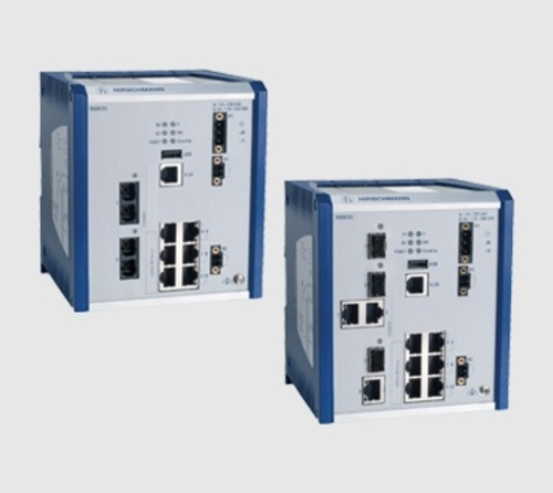 BELDEN, Hirschmann, RSR Managed Ethernet Switches 赫斯曼, RSR網管型以太網交換機產品圖