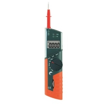 TM-72 Pen Type Pocket Multimeter + Phase Rotation Tester TM-72 筆型數位 自動換檔三用電錶產品圖