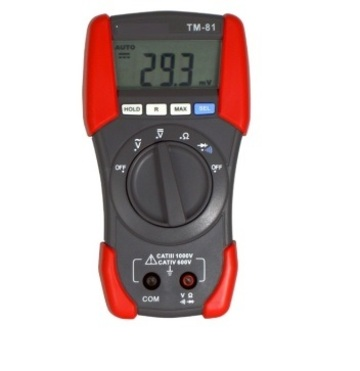 TM-81 Digital Multimeter 三用電錶產品圖