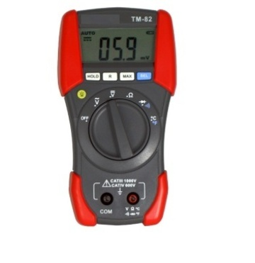 TM-82 Digital Multimeter 三用電錶產品圖