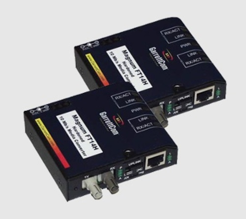 BELDEN, HIRSCHMANN-Magnum FT14 and FT14H Converter Switches with 10 Mb Fiber to Copper 赫斯曼Magnum FT14和FT14H轉換器,10 Mb光纖轉銅線產品圖