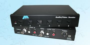 YD-078 影音分配加速器 Audio/Video Distribution Booster(BNC Type)