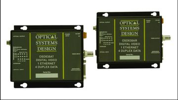 OSD838 Digital Video, Ethernet and Data Transmission System產品圖
