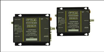 OSD8838 Digital Video, Ethernet and Data Transmission System產品圖
