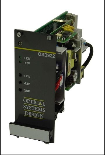 OSD922 Dual Voltage Power Supply電源供應產品圖