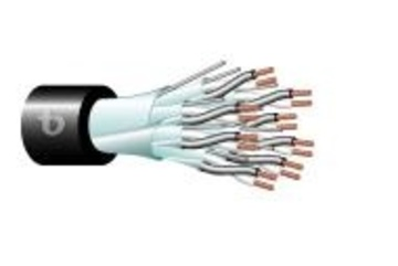 Teldor-8741806101 300V 6Px18 AWG Individual and Overall Shielded Instrumentation Cable個別隔離儀表訊號控制線纜產品圖
