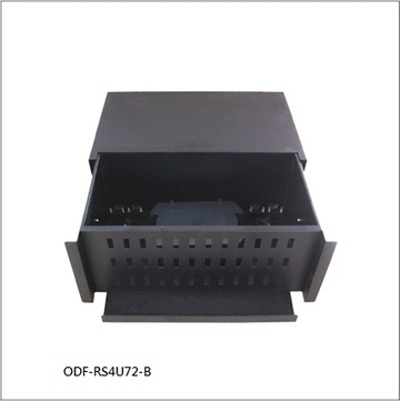 ODF-RS4U72-B Slidable ODF - General Type ODF-RS4U72-B 抽拉式配线箱-常规產品圖