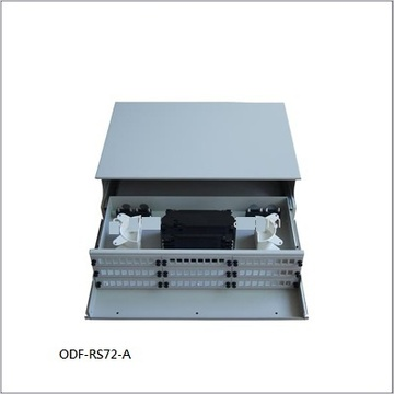 ODF-RS72-A Slidable fiber optic patch panel 抽拉式配线箱-A系列產品圖