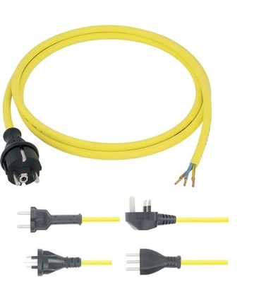 LAPP-OLFLEX PLUG 540 P Connection Cable工業級歐規接頭連接線 Robust, VDE-registered connection cable with international connector plugs產品圖